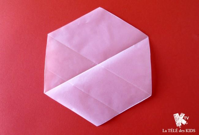 faire un hexagone