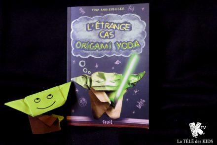 L'étrange cas origami yoda