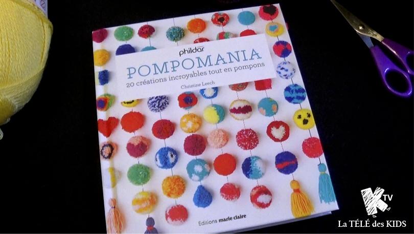 Pompomania - pompon coeur