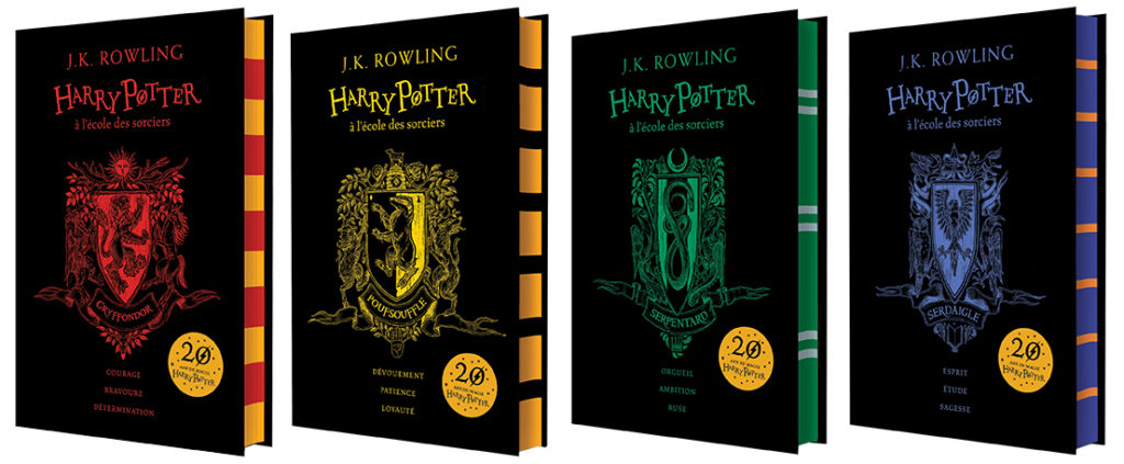 Harry potter 20 ans de magie