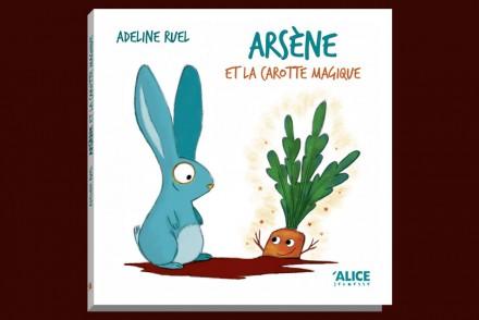 Arsene et la carotte magique