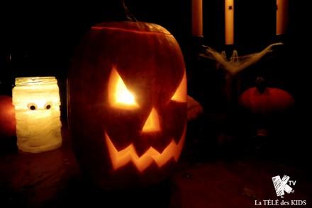 citrouille pour Halloween